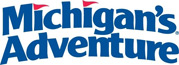 Michigan's Adventure Logo - Click on Logo for Discount Details